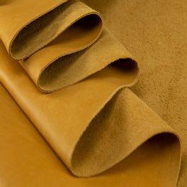 Couro-Kind-Leather-Semi-Acabado-p--Calcados-e-Artefatos-Santino-1.4-1.6-mm-Havana